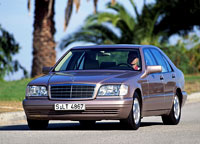 Mercedes S-Class W140