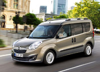 Opel Combo D