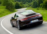 Porsche 911 Carrera Coupe 4 / 4S
