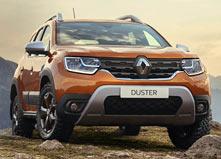 renault duster 2 - Автомобильные новинки 2020-2021