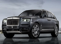 Rolls-Royce Phantom Cullinan