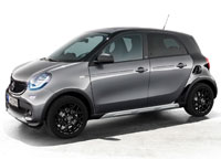 Smart ForFour 2 Crosstown