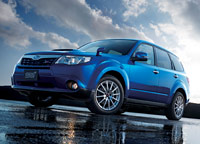 Subaru Forester 3 tS