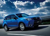 Subaru Forester 4 tS