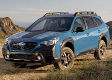 Subaru Outback 6 Wilderness