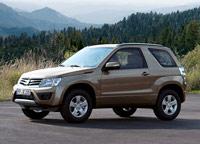 Suzuki Grand Vitara 3D