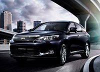 Toyota Harrier 4