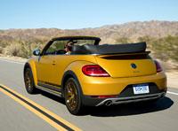 Volkswagen Beetle 3 Convertible Dune