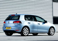 Volkswagen Golf 6 5D