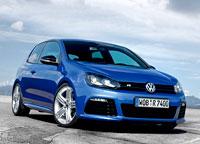 Volkswagen Golf 6 R 3D