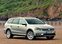 Volkswagen Passat B7 Alltrack
