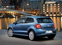 Volkswagen Polo 5 BlueGT 3D