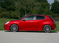 Alfa Romeo Giulietta от Novitec