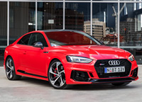 Audi RS5 Coupe II