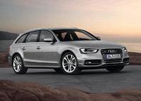 Audi S4 Avant (B8)