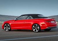 Audi S5 Cabriolet II