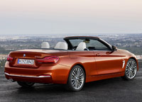 BMW 4-Series Convertible (F33)