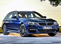 BMW 5-Series Touring (G31)