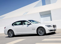 BMW 7-Series (F01)