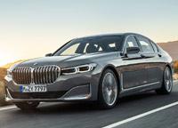 BMW 7-Series (G11)