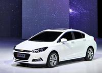 Chevrolet Cruze 2 China