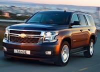 Chevrolet Tahoe 4