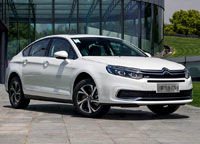 Citroen C5 FL China