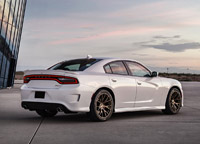 Dodge Charger SRT8 Hellcat