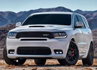 Dodge Durango 3 SRT