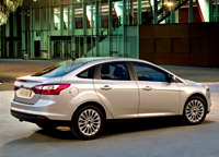 Ford Focus 3 Sedan