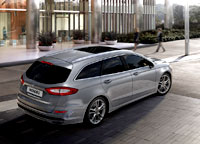 Ford Mondeo 5 Wagon