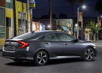 Honda Civic 10 4D