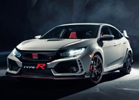 Honda Civic Type R 5