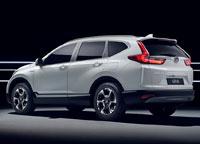 Honda CR-V 5 Hybrid