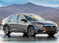 Honda Insight 3