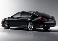 Honda Legend 5