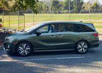 Honda Odyssey 5 USA