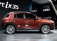 Hyundai ix35 II China
