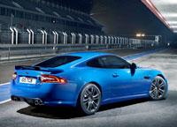Jaguar XKR-S Coupe
