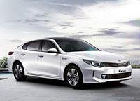 Kia Optima 4 Hybrid