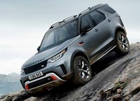 Land Rover Discovery 5 SVX