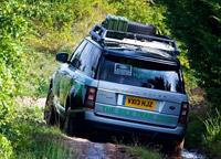 Range Rover 4 Hybrid