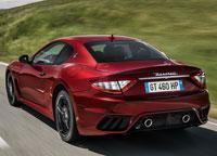 Maserati GranTurismo FL