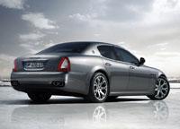 Maserati Quattroporte 5