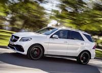 Mercedes-AMG 63 GLE