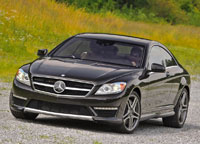 Mercedes CL 65 AMG