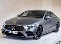 Mercedes CLS (C257)