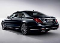 Mercedes S600 W222