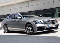 Mercedes-AMG S63 W222 FL
