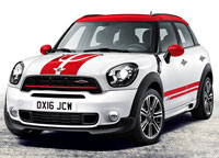 Mini Countryman 2 JCW